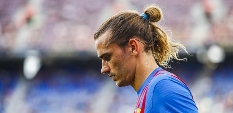 """Antoine Griezmann """"didn't fit in our system"""" admits Barcelona president"""