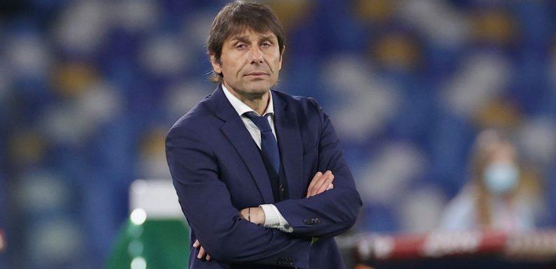 Antonio Conte to Arsenal stance 'answered by agent' amid Arteta pressure
