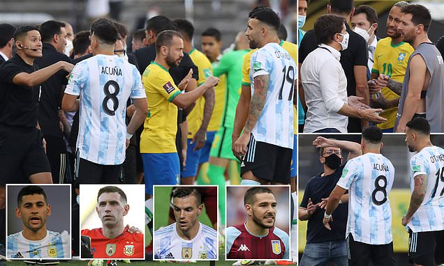 Argentina's Covid chaos Q&A: Who is to blame for the scenes in Brazil?