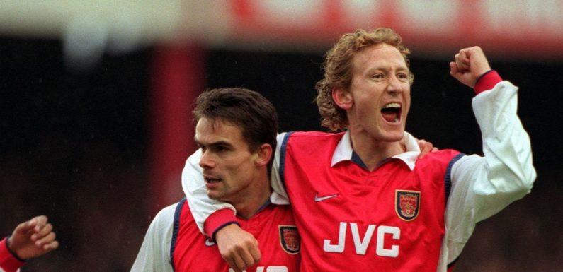 "Arsenal icon Marc Overmars ""enjoying"" Ajax role amid Ray Parlour conversation"
