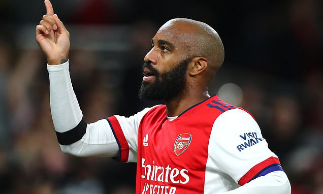 Barcelona want to 'sign Lacazette in cut-price January transfer'