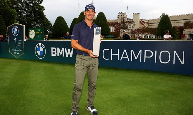 Billy Horschel secures victory at the BMW PGA Championship
