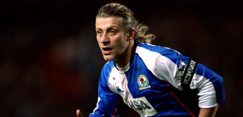 Blackburn icon Tugay smoked 20 times a day and even hid in toilets at half time