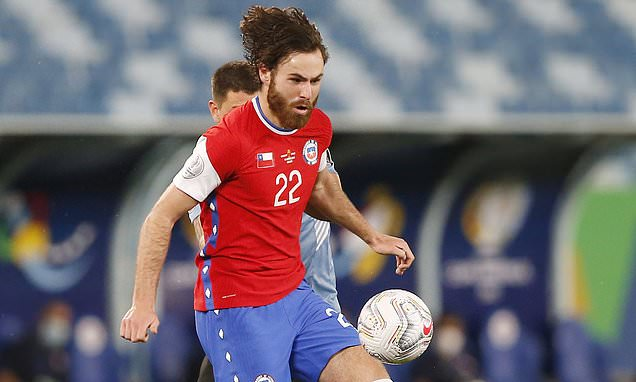 Blackburn reach agreement with Chile over use of Ben Brereton Diaz