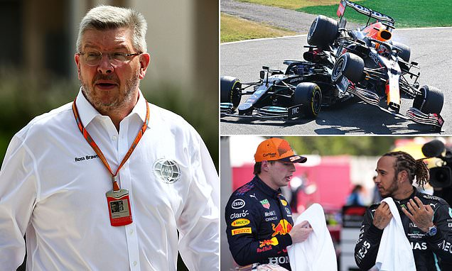 Brawn insists both Hamilton and Verstappen 'could have avoided' crash