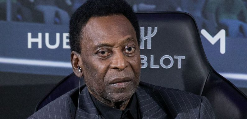 Brazil legend Pele to be moved out of intensive care after having tumour removed
