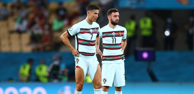 Bruno Fernandes expects trophies with Ronaldo back and says Man Utd squad's view