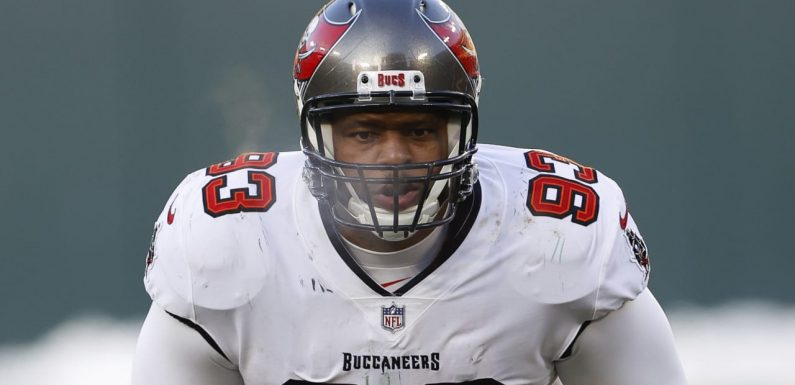 Bucs activate DL Ndamukong Suh from reserve/COVID-19 list