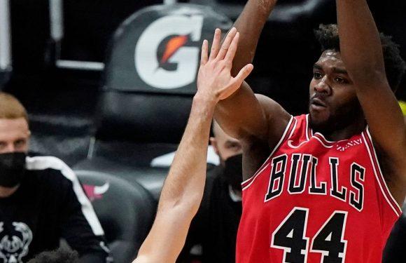 Bulls' Williams (ankle) may miss start of season