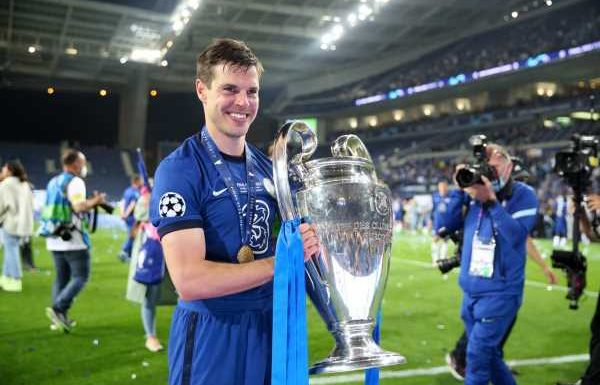 Cesar Azpilicueta not concerned about Chelsea contract situation