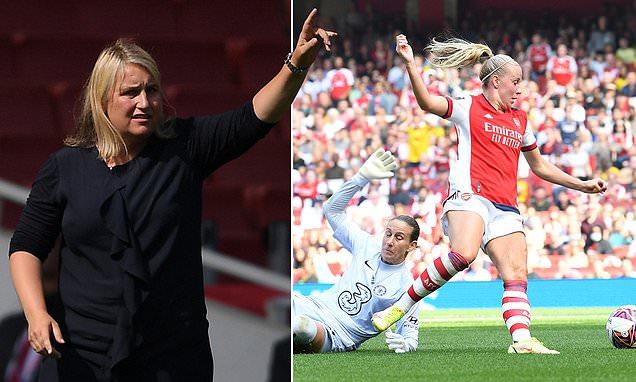 Chelsea boss Emma Hayes demands VAR in WSL after 3-2 Arsenal loss