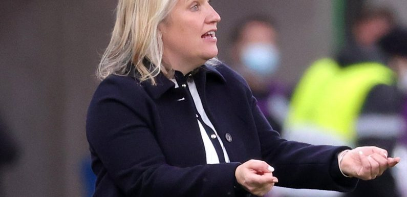 Chelsea boss Emma Hayes will not underestimate big-spending Everton this weekend