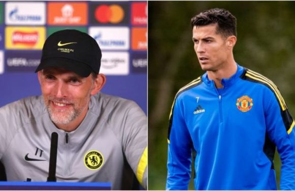 Chelsea boss Thomas Tuchel's verdict on Cristiano Ronaldo puts pressure on rivals Man Utd