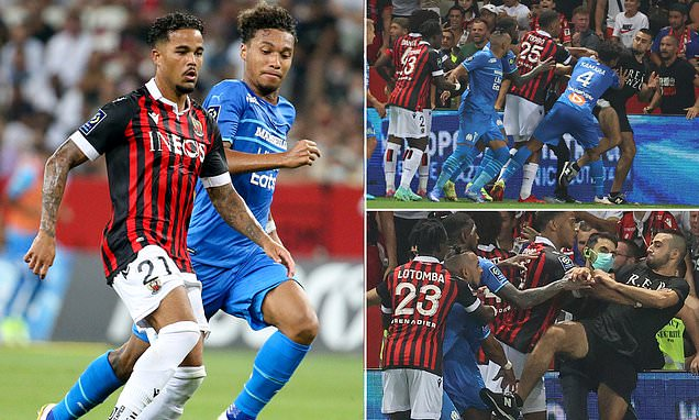 Clash between Nice and Marseille to be replayed on October 27