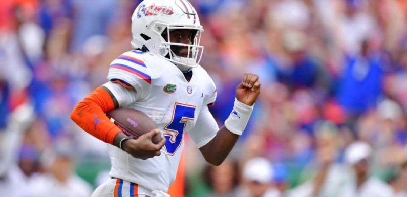 College football picks, predictions against the spread for every Week 3 top 25 game