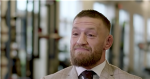 Conor McGregor responds to Khabib's ring girl rant with brutal tweet
