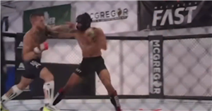 Conor McGregor sparring footage has fans concerned about UFC star's future