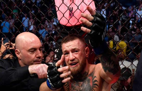 Conor McGregor's rival claims bizarre conspiracy was behind Poirier leg snap