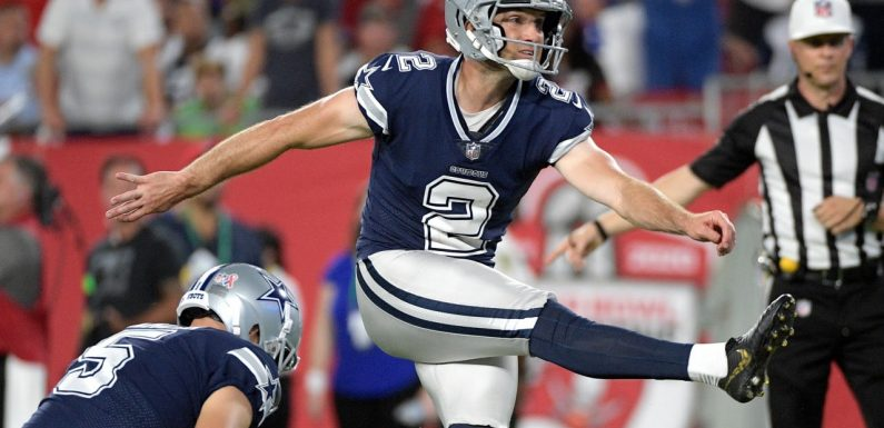 Cowboys kicker Greg Zuerlein on misses: 'No excuses… If I did my job, we win that game'