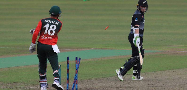 Cricket: Black Caps batsmen fail to deliver as Bangladesh seal Twenty20 series win
