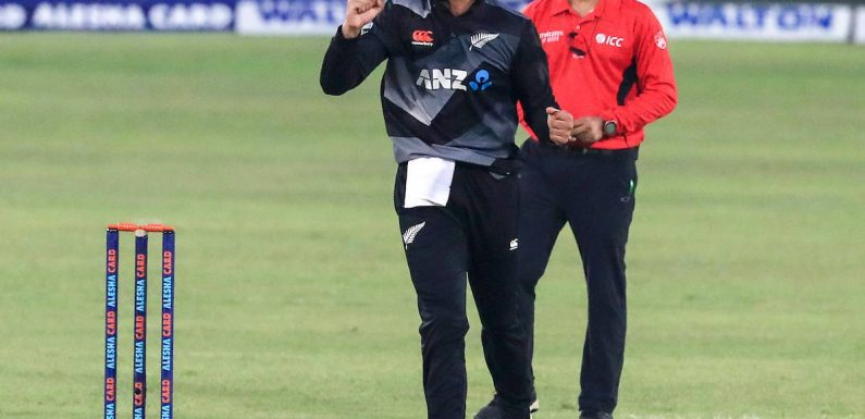 Cricket: Black Caps thrash Bangladesh to stay alive in Twenty20 series