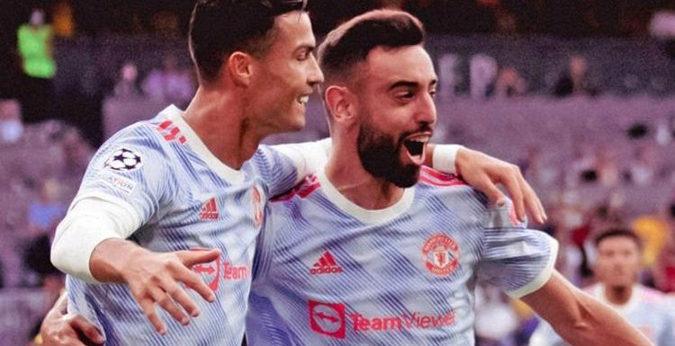 Cristiano Ronaldo 'has persuaded' Man Utd star Bruno Fernandes to sign new contract