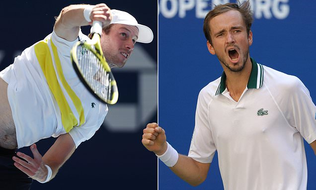 Daniil Medvedev reaches US Open semi-finals for the THIRD year running
