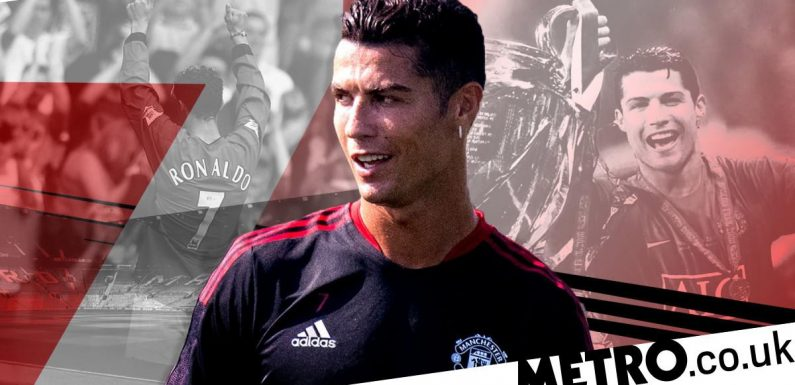 Dimitar Berbatov answers 5 big questions on Cristiano Ronaldo's Man Utd return