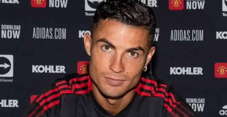 Dimitar Berbatov makes Man Utd point about Cristiano Ronaldo that may worry Harry Maguire