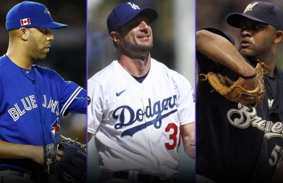 Dodgers' Max Scherzer could top list as best midseason pitching acquisition of all time