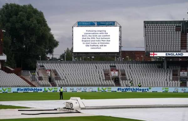 ECB, India and Old Trafford in damage limitation mode after cancelled Test