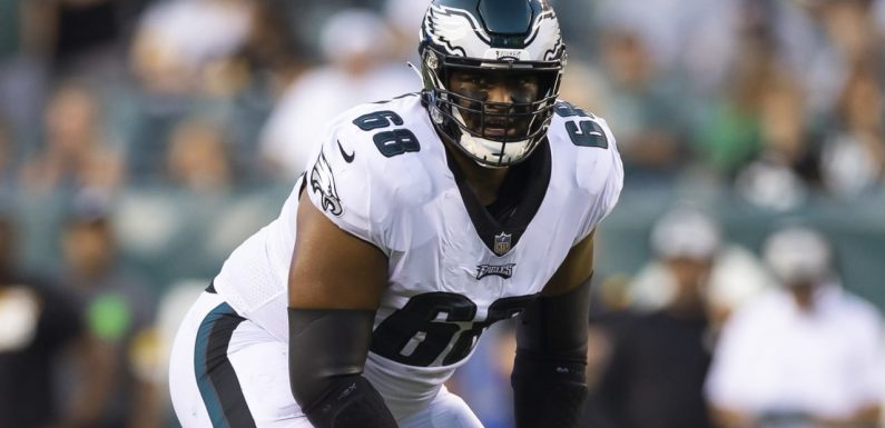 Eagles sign OT Jordan Mailata to four-year, $64M extension