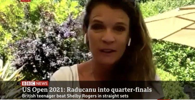 Emma Raducanu 'has limitless achievements for future' as Annabel Croft hails US Open star
