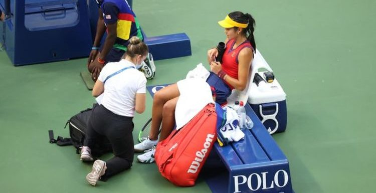 Emma Raducanu defended as US Open final row erupts after Leylah Fernandez win