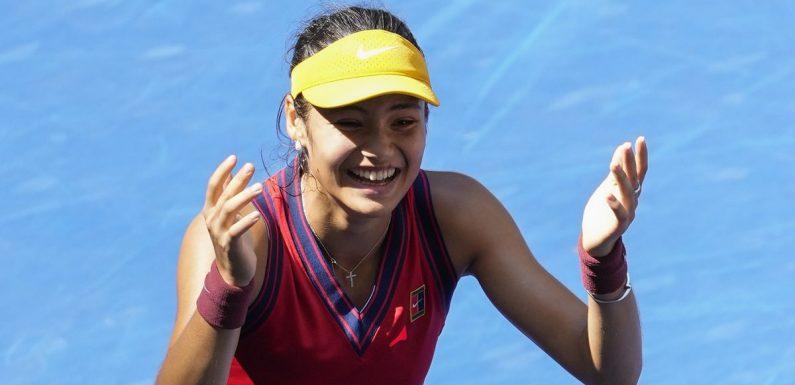 "Emma Raducanu had ""no idea"" about becoming British No1 after US Open heroics"