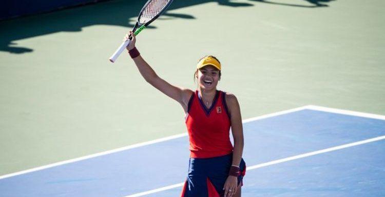 Emma Raducanu praised for 'most sensational' breakthrough performance at US Open