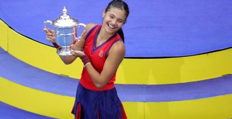 Emma Raducanu still needs wildcard for next two tournaments despite insane US Open title