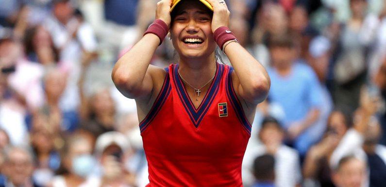 Emma Raducanu wins US Open in historic final against Leylah Fernandez