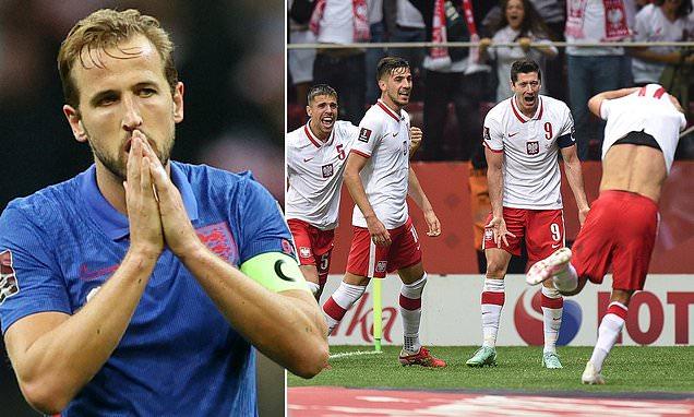England captain Kane admits Poland equaliser was 'a tough one to take'