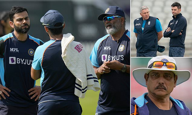 England face anxious wait after India member tests positive for Covid