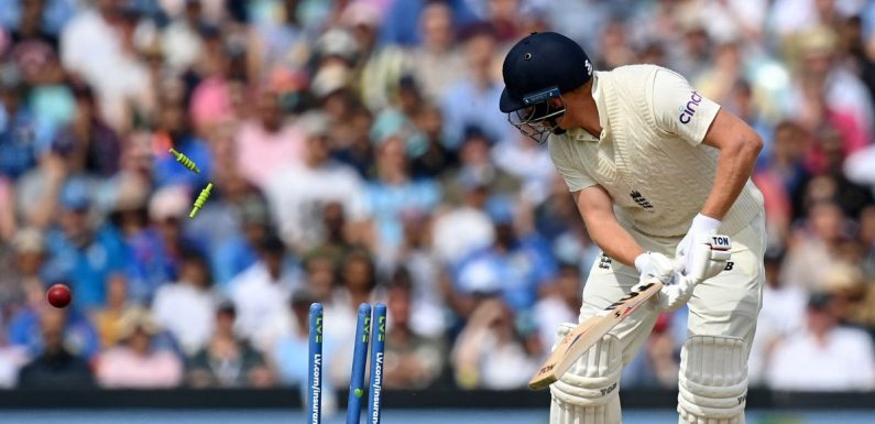 """England slammed for """"not being able to handle the pressure"""" with the bat"""