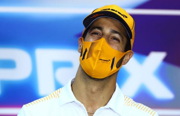 F1 star Ricciardo finally quit pre-race sex ban to romp before GPs