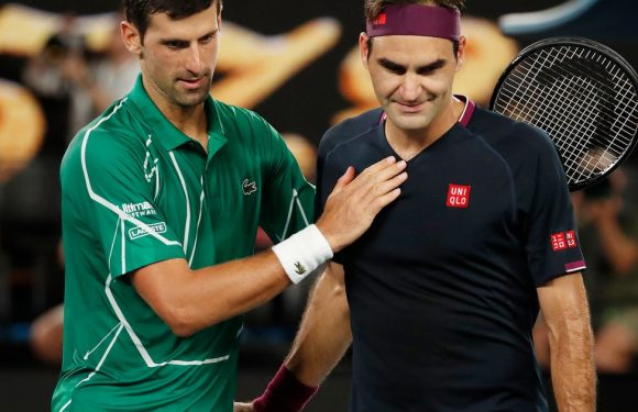 Federer sets Djokovic straight over 'adrenaline-fuelled' Grand Slam comments