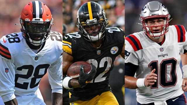 Five NFL rookies I can't wait to watch in Week 1; why T.J. Watt is worth $112 million