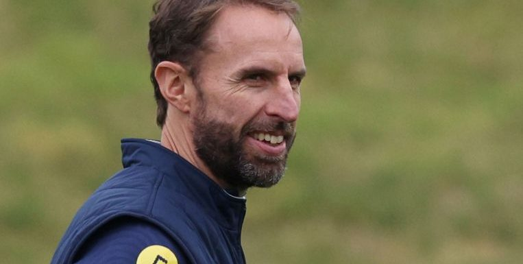 Football: Southgate 'open-minded' about World Cup every two years