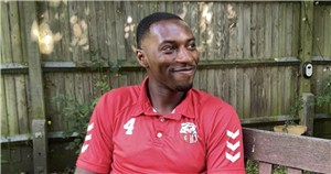 Footballer comes out as bisexual and is reduced to tears by reaction