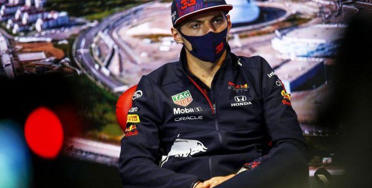 Formula One: Verstappen laughs off Hamilton's feeling the 'pressure' comments