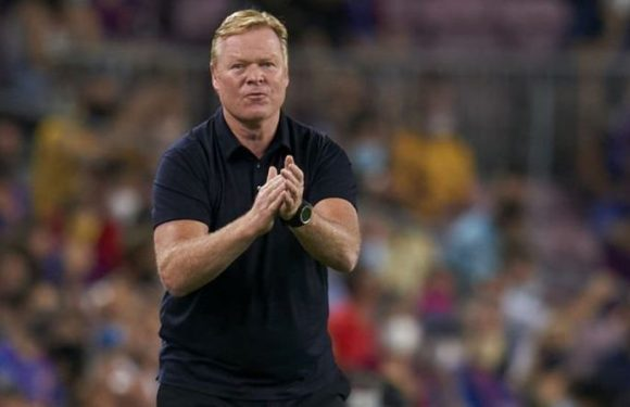 Four managers Barcelona could appoint with Ronald Koeman under increasing pressure