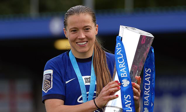 Fran Kirby can help England thrive says Chelsea boss Emma Hayes