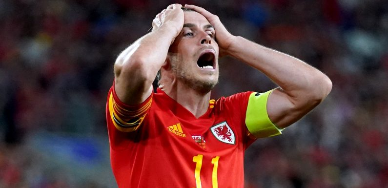 Gareth Bale draws a blank as Wales held by Estonia in World Cup qualifying draw